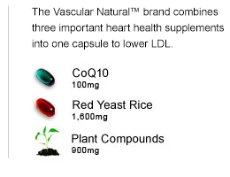 AIO Heart Supplement Ingredients