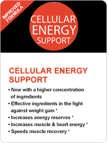 Cellular Energy Support supplements